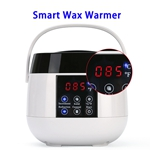 Professional Electric LED Wax Heater Smart Wax Warmer for Body Hair Removal