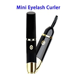High Quality USB Rechargeable Electronic Eye Lash Curler Electric Heated Eyelash Curler