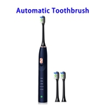 Portable Battery Operated Easy Carry Custom Toothbrush Smart Travel Automatic Toothbrush Manufacturer(Blue)