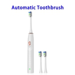 Portable Battery Operated Easy Carry Custom Toothbrush Smart Travel Automatic Toothbrush Manufacturer(White)