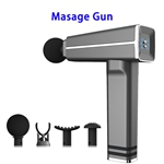New Type Massage Gun Professional Handheld Electric Muscle Massager for Gym Office Home Post-Workout Recovery