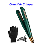 New Hot selling Hair Curler Hair Air Curlers Curling Wand Curling Iron(Green)
