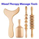 Wood Lymphatic Drainage Massage Tool Anti Cellulite Wood Massage Tools