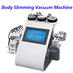 9 in 1 Radiofrequency Body Shaping and Contouring Cryolipolysis Vacuum Cavitation System Slimming Machine