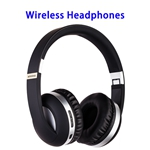 New Patent Universal Earphone Holder Headset Stand MH4 Wireless Headphones (Silver)